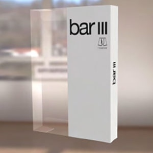 Bar III Underwear Packaging