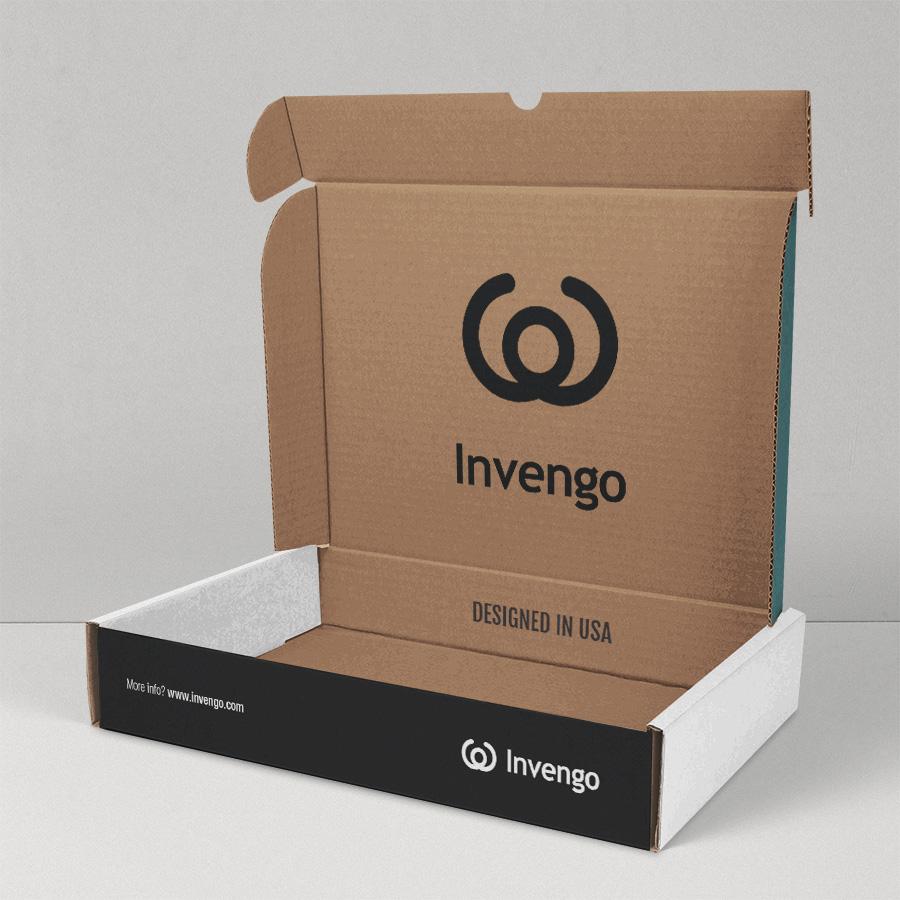 Invengo Box - open