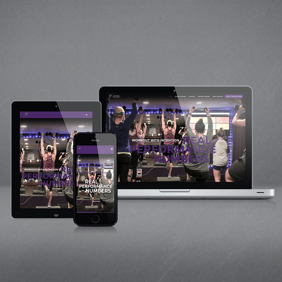 P2 Website