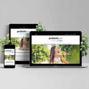 Probiotic USA Website