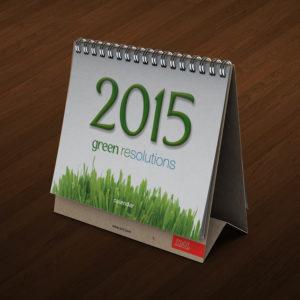 SML Desk Calendar