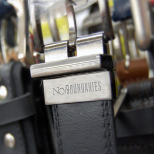 No Boundries belt
