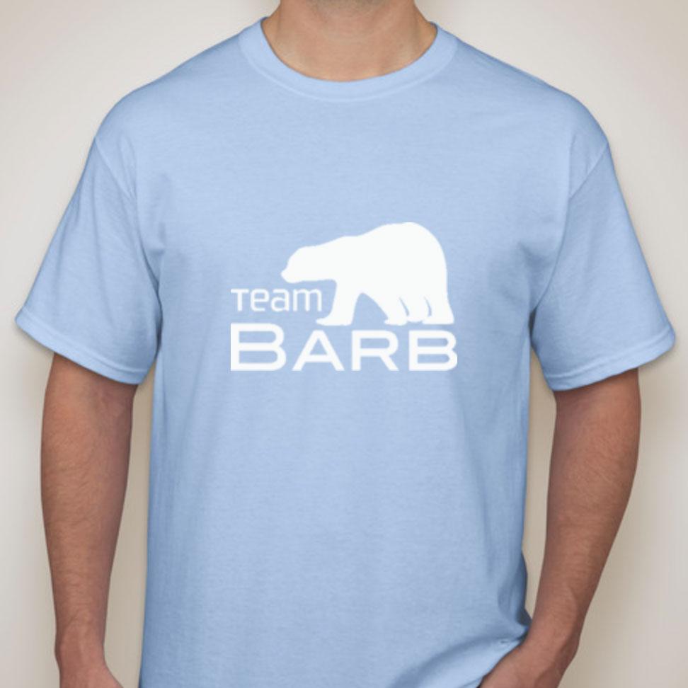 TEAM BARB T- SHIRT
